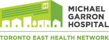 Michael Garron Hospital logo