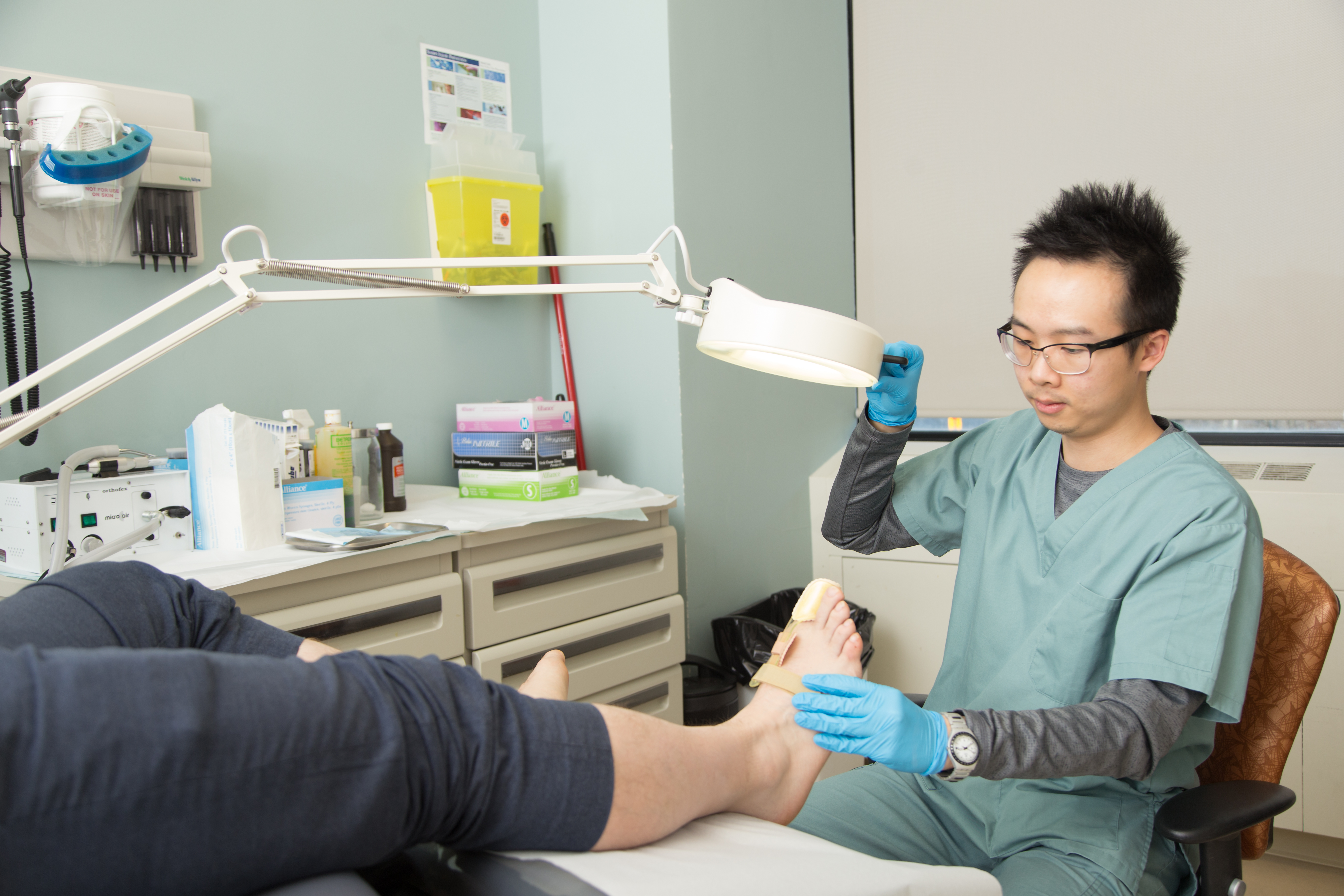 Foot Care Doctor